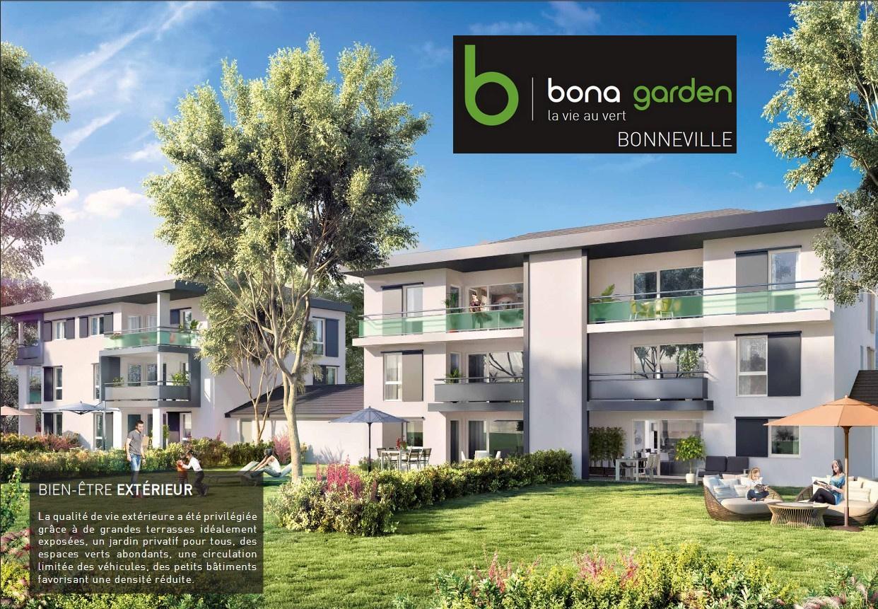 Annonce vente appartement bonneville 74130 45 m 159 for Annonce vente appartement