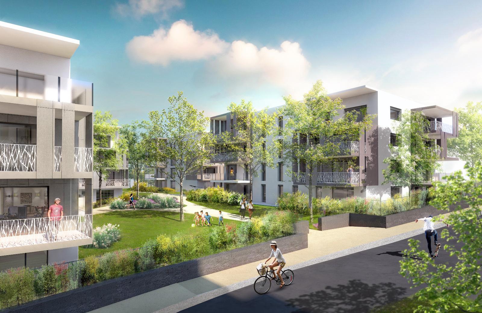 Vente appartement neuf proches d 39 annecy et geneve avec l for Achat maison annemasse